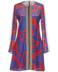 Carven - Short Dress - Lyst