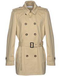 Calvin Klein - Overcoat - Lyst