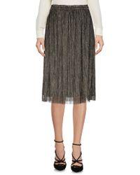 Bellerose - Knee Length Skirt - Lyst