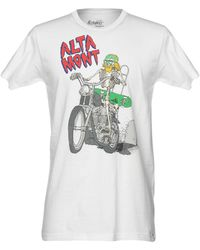 Altamont - T-shirts - Lyst
