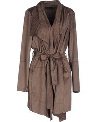 ONLY - Overcoats - Lyst