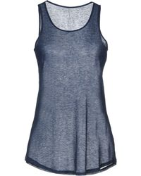 Fine Collection - Tank Tops - Lyst
