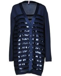 Scee By Twin-set - Cardigan - Lyst