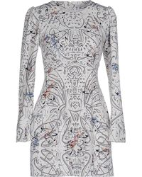 Violante Nessi - Short Dress - Lyst
