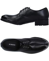 Pinko - Lace-up Shoe - Lyst