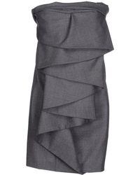 DRESSES - Short dresses Les Hommes 8FgWqAMHrk