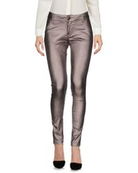Forever Unique - Casual Trousers - Lyst