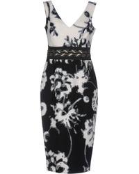 Camilla Milano - 3/4 Length Dress - Lyst