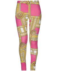 Versace Jeans - Leggings - Lyst