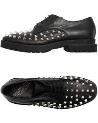 Pierre Darre' - Lace-up Shoe - Lyst