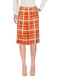 Siyu - Knee Length Skirts - Lyst