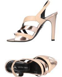 Luisa Tratzi - Sandals - Lyst