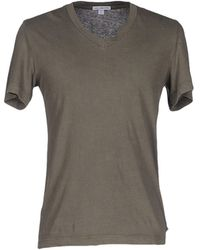 James Perse - T-shirt - Lyst