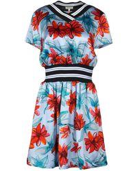 SUNO - Short Dress - Lyst