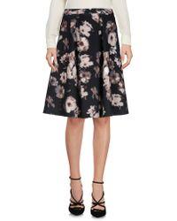 No Secrets - Knee Length Skirt - Lyst