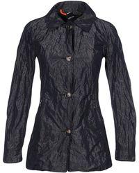 Rrd - Overcoats - Lyst