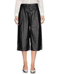 Anna Rachele - 3/4-length Trousers - Lyst