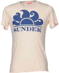 Sundek - T-shirts - Lyst