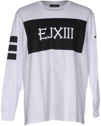 Ejxiii - T-shirt - Lyst