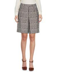 Siviglia - Mini Skirts - Lyst