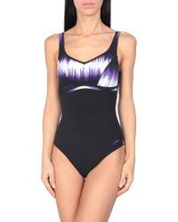 Speedo - One-piece Swimsuit - Lyst