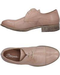 Piampiani - Lace-up Shoe - Lyst