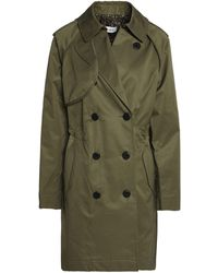 COACH - Overcoat - Lyst