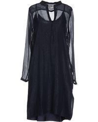 Massimo Alba - Short Dress - Lyst