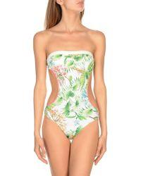 Mila Zb - One-piece Swimsuit - Lyst