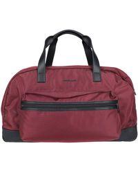 Armani Jeans - Travel & Duffel Bags - Lyst