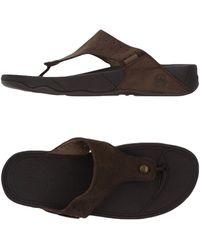 Fitflop - Toe Strap Sandal - Lyst