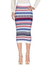 Laneus - 3/4 Length Skirt - Lyst