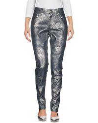 Ralph Lauren Collection - Denim Pants - Lyst