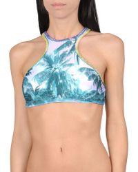 PILYQ  Barcelona   Bikini Top   Lyst