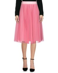 Pinko - Knee Length Skirt - Lyst