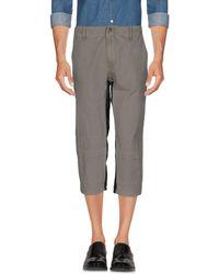 Longjourney - 3/4-length Trousers - Lyst