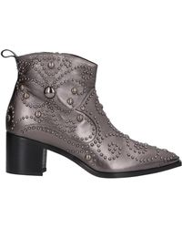 Icône - Ankle Boots - Lyst