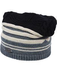 Lyst - Just Cavalli Hat in Black for Men 2c6af7c8f81c