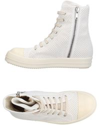 DRKSHDW by Rick Owens - High-tops & Trainers - Lyst