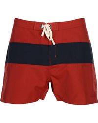 SATURDAYS NEW YORK CITY - Beach Shorts And Trousers - Lyst