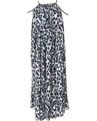 Issa - 3/4 Length Dress - Lyst