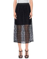 Angela Davis - 3/4 Length Skirts - Lyst