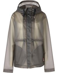 HUNTER - Overcoat - Lyst