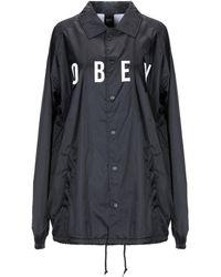 Obey - Jacket - Lyst