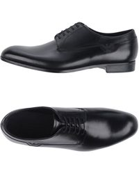 Emporio Armani - Lace-up Shoe - Lyst
