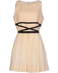 Band of Outsiders | Short Dress | Lyst