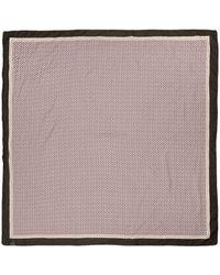 Contileoni - Square Scarf - Lyst