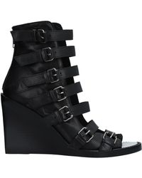 Ann Demeulemeester - Ankle Boots - Lyst