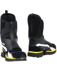 Lyst - Men s Alexander McQueen X Puma Boots ab7fddf70