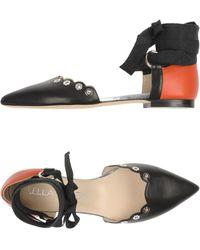 Lella Baldi | Ballet Flats | Lyst
